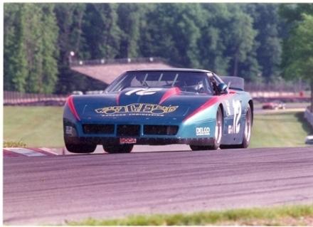 Corvette C4 GT1 Tim Clark | Corvette by JPS Racing